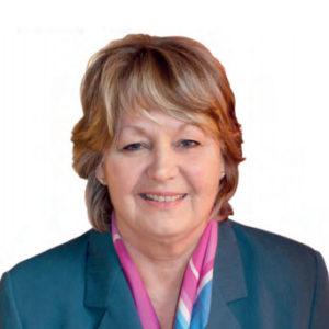 Kandidatin im Wahlbezirk 19