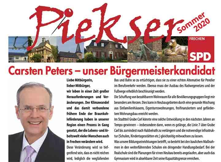 SPD Frechen - Piekser